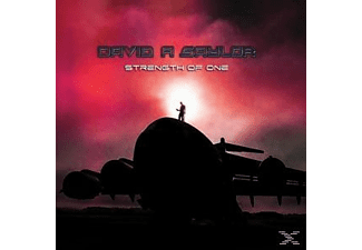 David A. Saylor - Strength Of One - (CD)