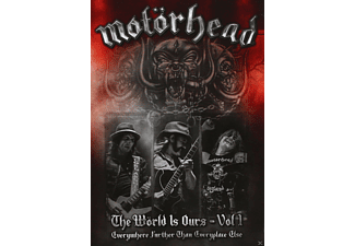 Motörhead - The Wörld Is Ours Vol. 1 - Everything Further Than Everyplace Else [DVD]