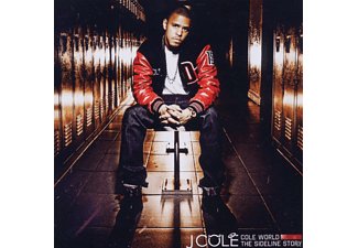 J. Cole - COLE WORLD -THE SIDELINE STORIES - (CD)