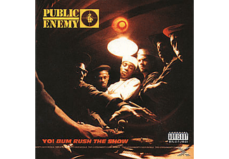 Public Enemy - Yo!Bum Rush The Show [CD]