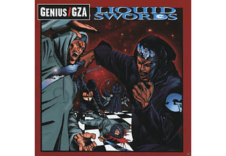 Genius - Liquid Swords (CD)