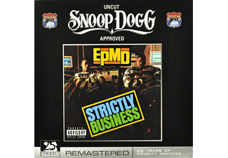 EPMD - STRICTLY BUSINESS - (CD)