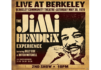The Jimi Hendrix Experience - Live At Berkeley [CD]