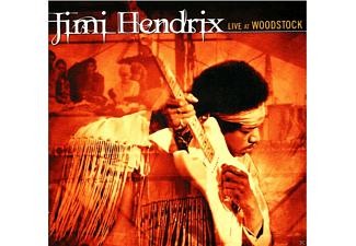Jimi Hendrix - Live At Woodstock - (CD)