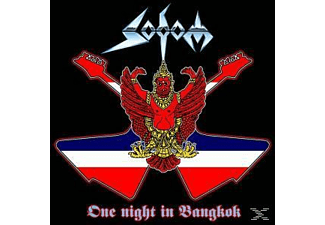 Sodom - One Night In Bangkok [CD EXTRA/Enhanced]