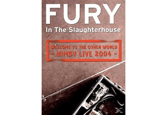 Fury in the Slaughterhouse - Fury in the Slaughterhouse - Welcome To The Other World – NIMBY live 2004 [DVD]