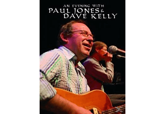 Dave Kelly - An Evening With Paul Jones And Dave Kelly - (DVD)