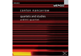 Quartett Arditti - Quartets And Studies - (CD)