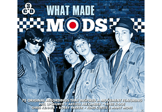 VARIOUS - What Made Mods - (CD)