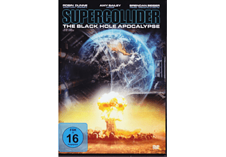 SUPERCOLLIDER - THE BLACK HOLE APOCALYPSE - (DVD)