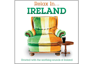 VARIOUS - Relax In Ireland - (CD)