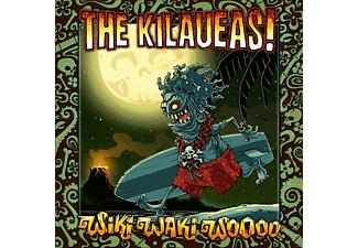 The Kilaueas - Wiki Waki Woooo - (CD)