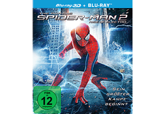 The Amazing Spider-Man 2: Rise of Electro - (3D Blu-ray (+2D))