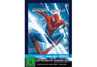 The Amazing Spider-Man 2: Rise of Electro - (Blu-ray)