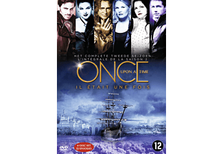 Once upon a Time Seizoen 2 TV-serie