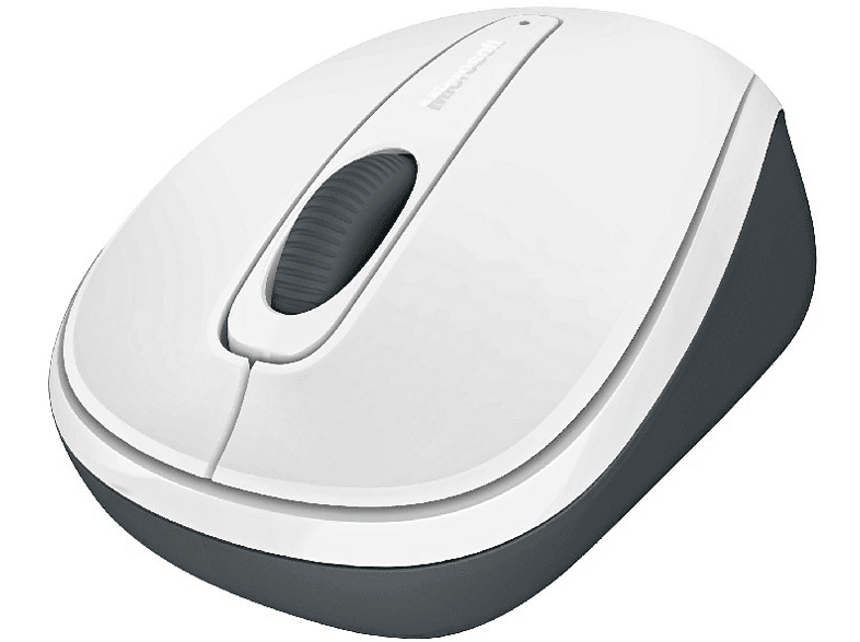 MICROSOFT Wireless Mobile Mouse 3500 White - (GMF-294) laptop  tablet  computing  περιφερειακά πληκτρολόγια   ποντίκια  computing   tab