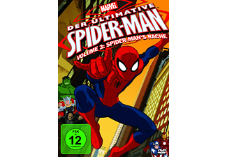 Marvel - Der ultimative Spider-Man - Volume 3: Spider-Man's Rache [DVD]
