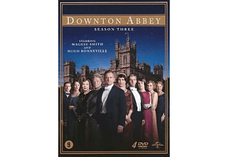 Downton Abbey Seizoen 3