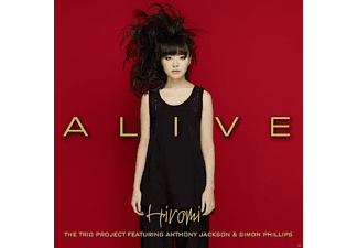 Anthony Jackson, Simon Phillips - Alive - (CD)