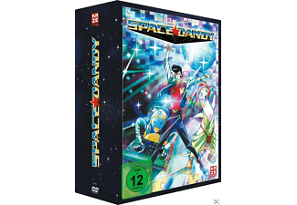 001 - SPACE DANDY (+SAMMELSCHUBER) [DVD]