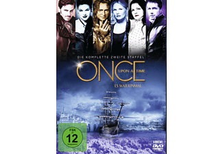 Once Upon a Time- Es war einmal - Staffel 2 - (DVD)