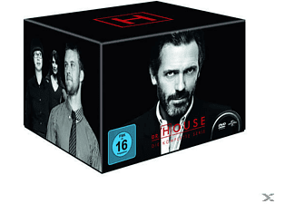 Dr. House - Staffel 1 - 8 - (DVD)