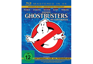 Ghostbusters (4K Mastered) - (Blu-ray)