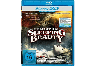 The Legend Of Sleeping Beauty-Dornröschen (3D) - (3D Blu-ray)
