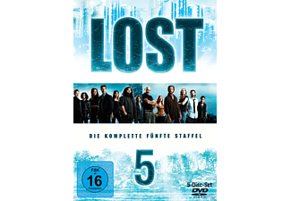 Lost - Staffel 5 - (DVD)