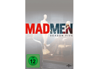 Mad Men - Staffel 5 [DVD]