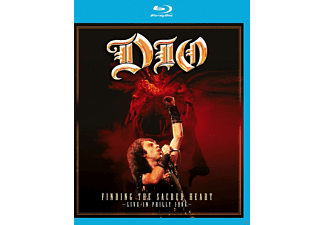 Dio - Finding The Sacred Heart - Live In Philly 1986 - (Blu-ray)