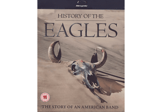 Eagles - History Of The Eagles - (Blu-ray)