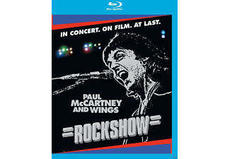 Paul & Wings Mccartney - Rockshow - In Concert.On Film.At Last [Blu-ray]