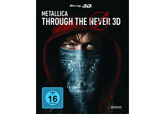 Metallica Through The Never - (3D Blu-ray)