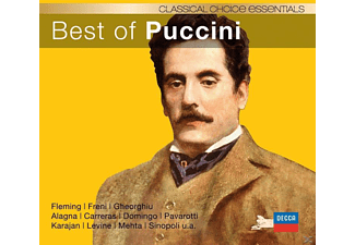 VARIOUS - Best Of Puccini - (CD)