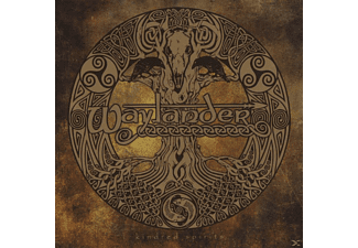 Waylander - Kindred Spirits - (CD)
