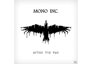 Mono Inc. - After The War (Limited Edition) - (CD + DVD)