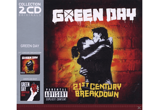 Green Day - 21st Century Breakdown/American Idiot - (CD)