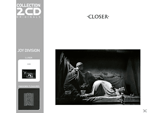Joy Division - Closer/Unknown Pleasures [CD]