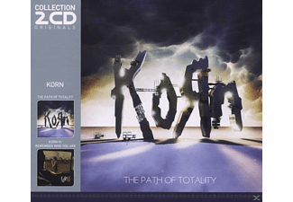 Korn - THE PATH OF TOTALITY/KORN III-REMEMBER WHO YOU ARE - (CD)