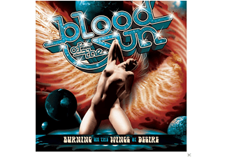 Blood Of The Sun - Burning On The Wings Of Desire - (CD)