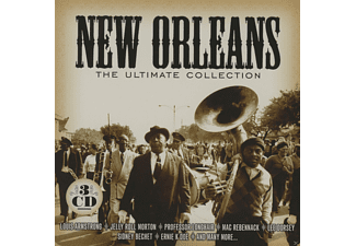 VARIOUS - New Orleans (Lim.Metalbox Ed.) [CD]