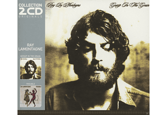 Ray LaMontagne - GOSSIP IN THE GRAIN/TROUBLE - (CD)