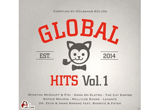VARIOUS - Global Hits Vol.1 [CD]