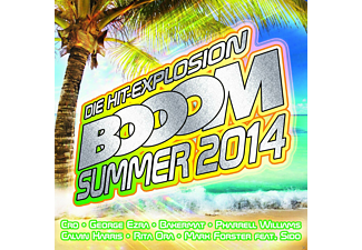 VARIOUS - Booom-Summer 2014 - (CD)