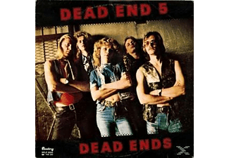 "Dead End 5 - Dead Ends [Black+7""] - (Vinyl)"