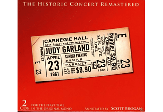 Judy Garland - The Historic Concert - (CD)