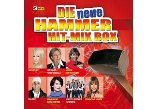 VARIOUS - Die Neue Hammer Hit-Mix Box - (CD)