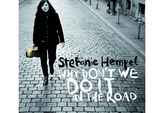 Stefanie Hempel - Why Don't We Do It In The Road ? - (CD)
