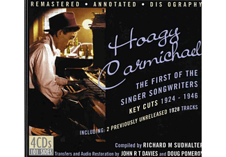 Hoagy Carmichael - The First Of The Singer-Songwriters - (CD)